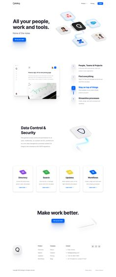 Qatalog landing page design inspiration - Lapa Ninja Best Landing Page Design, Design Inspiration, Landing Page Inspiration, Ui Design, Cool Designs, Operating System, Don't Worry, Engineer, Ninja