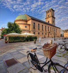 Domkirkemuseet i Vor Frue Kirke (Church of Our Lady). København, Danmark.