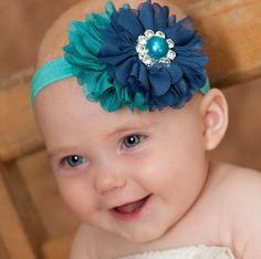 Tiaras para bebê - Tudo sobre fazer tiaras para bebês