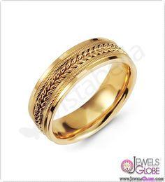 Everlasting love# braided wedding rings