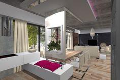 Moderný bungalov v Bratislave   Living styles