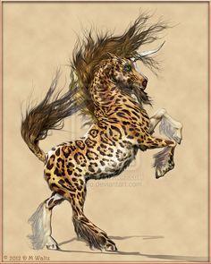 Licorne fantastic