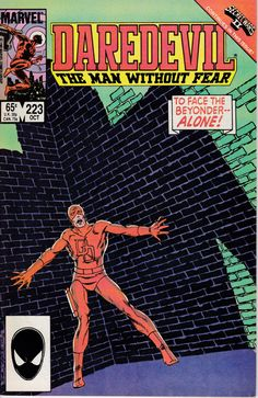 Daredevil 223  October 1985 Issue  Marvel Comics  by ViewObscura