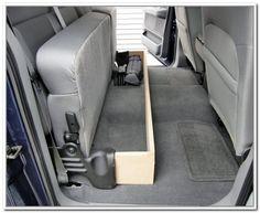 Under Seat Storage For F150