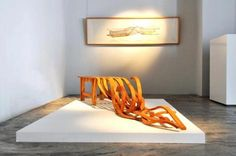 Pablo Reinoso exhibition in Singapore