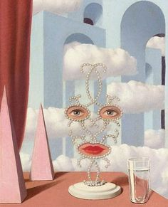 René Magritte The Treachery of Images Schirn Kunsthalle Rene Magritte Kunst, Magritte Art, Magritte Paintings, Salvador Dali Paintings, Max Ernst, Conceptual Art, Surreal Art, Magical Paintings, Illustration Arte
