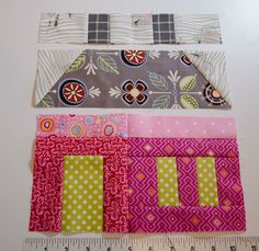 Here is the next block in the Random Sampler QAL, the Manor House.  I love house quilts. So I had to include a house block, right?  Plus, we are hooked on the Downton Abbey series. Are you? I'm sor...