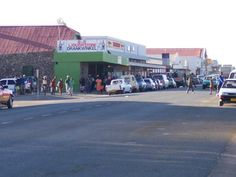 Mariental Main Street Main Street, Street View, Maine, Cities, Landscapes, Southern, Places, Africa, Paisajes