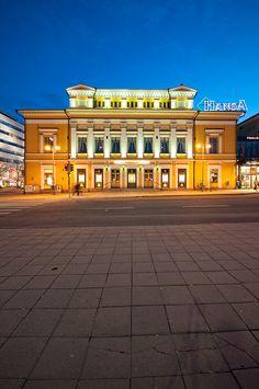 Teater, Turku Finland, Urban Landscape, Archipelago, Helsinki, Scandinavian Design, Live Life, Opera House, Sea