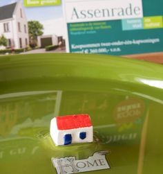 Assenrade -  woning verkoop brochure.