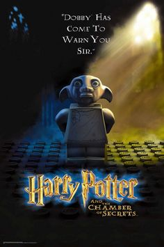 Lego Harry Potter and the Chamber of Secrets | Flickr - Photo Sharing!