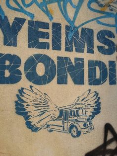 Graffiti Palermo BA