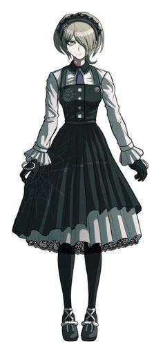 DanganRonpa V3:Killing Harmony   Kirumi Tojo - Ultimate Maid