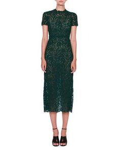 After 5 lace dresses valentino