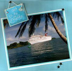 Out At Sea Bahamas