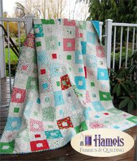 Jelly Roll Cheer Quilt Kit
