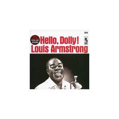 Louis Armstrong - Hello, Dolly! (CD)