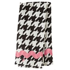 Love these Houndstooth Dish Towels from Pure Home