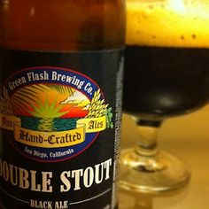 Green Flash Brewing Co.  Double Stout