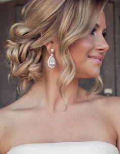 Peinados De Novia Para La Boda Civil Peinados Pinterest