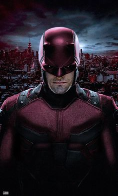 Daredevil Session 2 Netflix This one is best custom than all other Daredevil custom in other movie.
