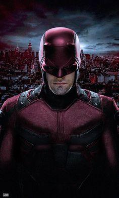 Daredevil Netflix Poster 03 by GOXIII.deviantart.com on @DeviantArt