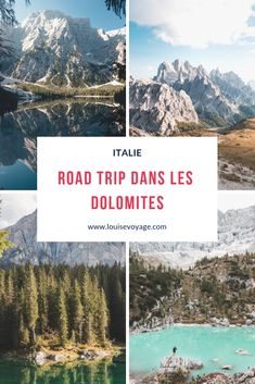 Road trip in the Dolomites Road Trip Van, Road Trips, Travel List, Italy Travel, Italy Trip, Travel Around The World, Around The Worlds, Destinations, Road Photography