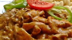 Waffles, Food And Drink, Pork, Beef, Chicken, Breakfast, Ethnic Recipes, Czech Recipes, Cooking
