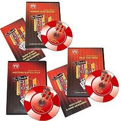 Ultimate Poker Company Championship Poker DVD Collection  3 DVD Set ** Want additional info? Click on the image.(This is an Amazon affiliate link and I receive a commission for the sales)