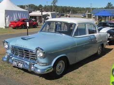 '59 Holden FC Vintage Luggage, Vintage Travel, Vintage Cars, Holden Australia, Big Girl Toys, Australian Cars, Old Pickup, Sweet Cars, Caravans