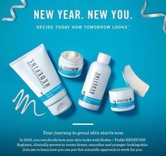 Now is the perfect time to try Rodan + Fields. New year, new you. You have nothing to lose and everything to gain! https://lskipper2.myrandf.com