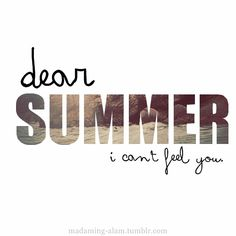 Summer 2012!!