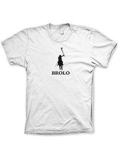 Lacrosse Brolo tshirts funny lax shirts lacrosse shirts workout gear