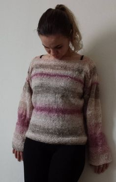 Check out this item in my Etsy shop https://www.etsy.com/listing/513629566/women-mohair-sweater-handknit-sweater