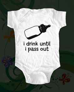 6 Baby Onesies for Moms With a Sense of Humor (PHOTOS)