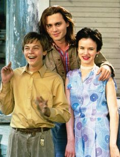 What's Eating Gilbert Grape? Amazing moviiieee