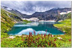 Ratti Gali Lake, Pakistan [1020x687]