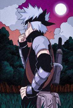 Kakashi Hatake, Naruto Shippuden, Boruto, Kid Kakashi, Naruto Boys, Naruto Anime, Naruto Sasuke Sakura, Naruto Art, Anime Guys