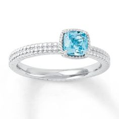 Purchase Ct Blue Topaz Stackable Solitaire Ring Sterling Silver December Birthstone # Free Stud Earrings from JewelryHub on OpenSky. Share and compare all Jewelry. Gold Jewelry Simple, Silver Jewelry Box, Sea Glass Jewelry, Sterling Silver Bracelets, Metal Jewelry, Diamond Jewelry, Gemstone Jewelry, Blue Topaz Ring, Blue Rings