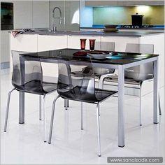 Mutfak Masası Modelleri - Yeni mutfak masası satın almak isteyenlere ilham verici 2012-2013 yıllarına ait mutfak masası modellerini bir araya getirdik.Birbirinden şık ve modern görünümleri ile dekoratif ve renkli yemek masalarına buyrun hep birlikte göz atalım.