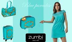 Vestido marca Zumbi Urban Glamour ref: VTV151589 ( comprar aqui:http://tinyurl.com/q9uojne ) Disponível também nas lojas de Vila Nova de Gaia e São João da Madeira loja online http://www.zumbi.pt/ #newcollection #fashion #summer #trendy #trend #gifts #look #dress #turquoise #young #elegant #zumbiurbanglamour #summercollection