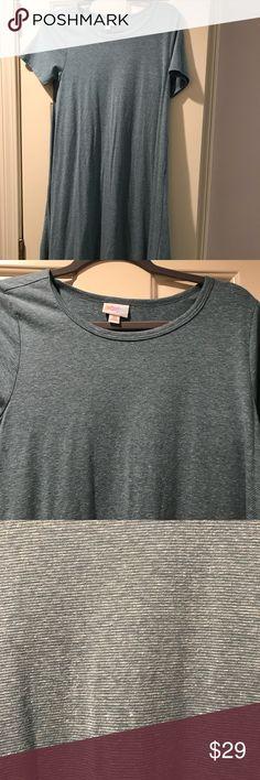 LuLaRoe Carly XS Size 2-4 Worn once! LuLaRoe Dresses