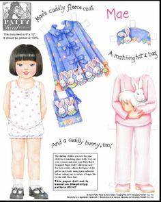 Amy,Kayla,Keesha,Kendra,Mae,Nan,Patty,Samantha Paper Dolls.This From Pitaove2 - Yakira Chandrani - Álbuns Web Picasa