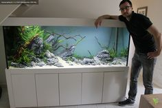 Aquascaping by Oleg . Pinned by Aqua Poolkoh Aquascaping by Oleg . Pinned by Aqua Poolkoh Planted Aquarium, Diskus Aquarium, Aquarium Terrarium, Aquarium Stand, Nature Aquarium, Aquascaping, Aquarium Design, Discus Tank, Fish Tank Stand