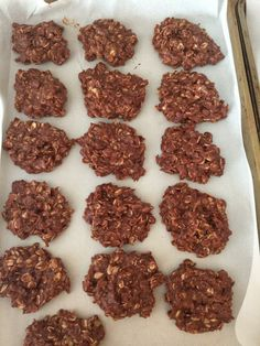 Lactation Cookies by Katrina