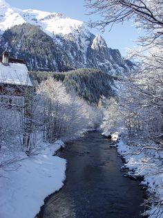 Kandersteg, Berner Oberland