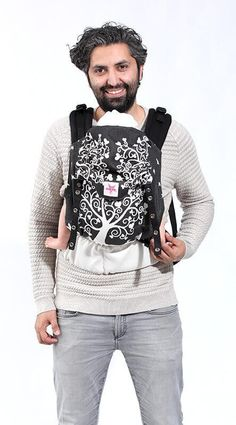 Kokadi Flip bæresele – Mr Wonderland Barn, Hoodies, Sweaters, Fashion, Moda, Sweatshirts, Fashion Styles, Pullover, Sweater