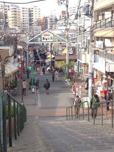 Yanaka Ginza Shopping District  #Japan #Tokyo