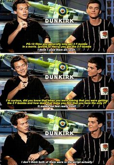 Harry is so funny