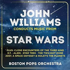 John Williams Conducts Music From Star Wars [2 CD] CD